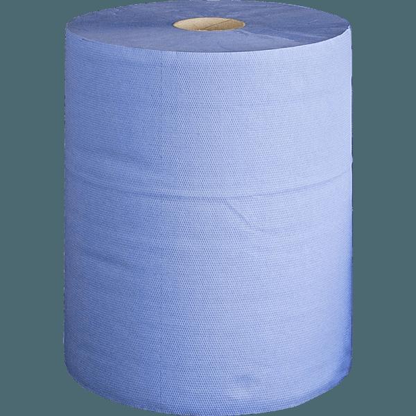 ABSORBENT BLUE HIGH DENSITY DEGREASING NAPKINS