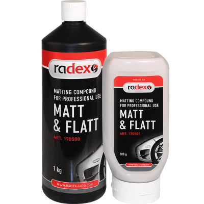 MATT&FLATT MATTING COMPOUND