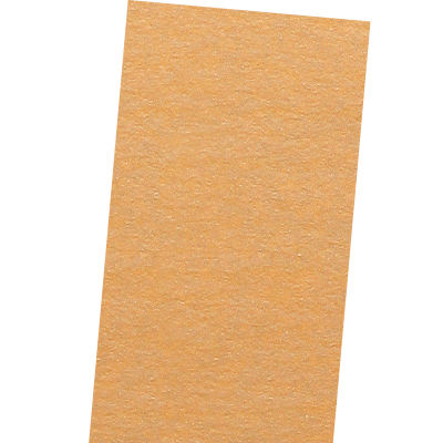 GOLD ABRASIVE PAPER SHEETS