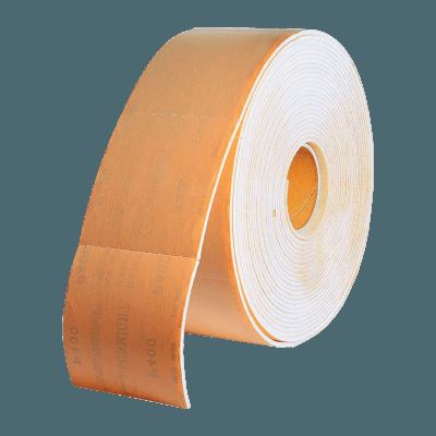 GOLD ABRASIVE PAPER SOFT ROLLS