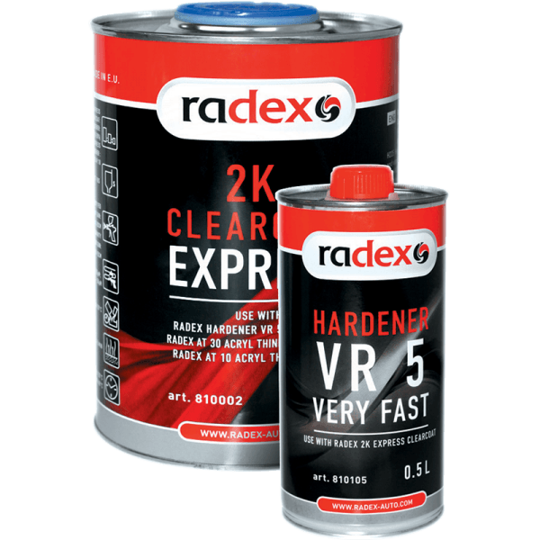 2K EXPRESS CLEARCOAT