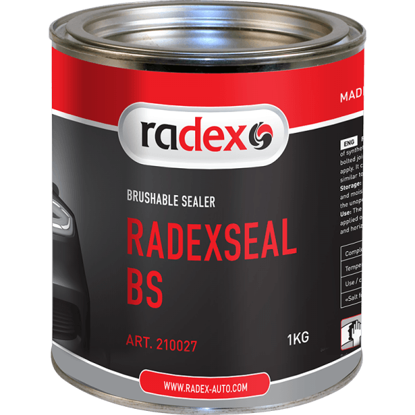 BRUSHABLE SEAM SEALER RADEXSEAL BS