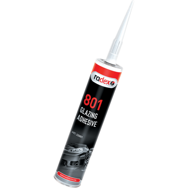 GLAZING ADHESIVE RADEX 801