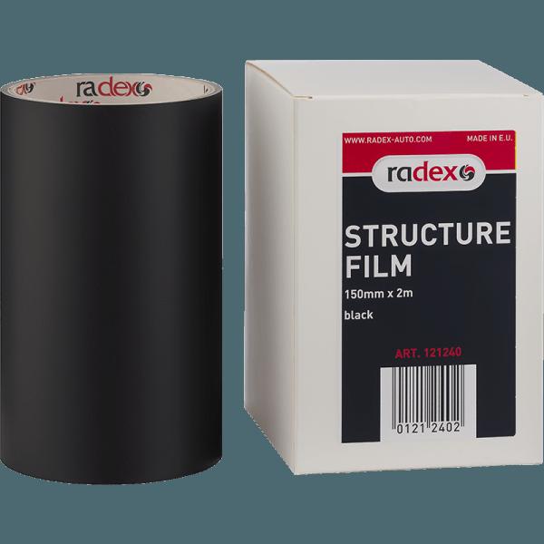 STRUCTURE FILM (black)