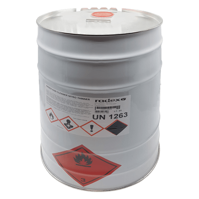 SPRAY GUN CLEANER NITRO THINNER